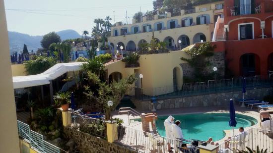 President Hotel Terme : esterno hotel