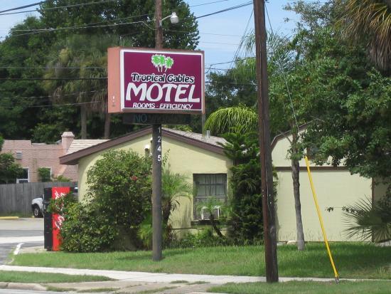 Tropical Gables Motel