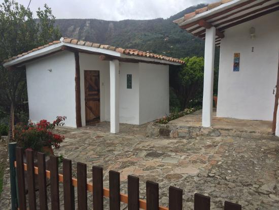 Entrada Cabaña 2 Picture Of Terraza D Avila Caracas
