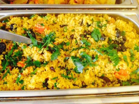 Le Bio d'Adam et Eve : Quinoa à l'indienne