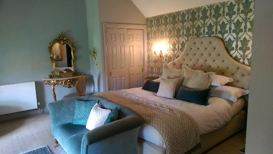 The Hoste: Amazing room  57 vine house celebrating me and the wife's anniversary