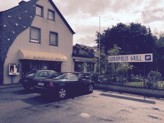 Kaarst, Germany: Akropolis Grill