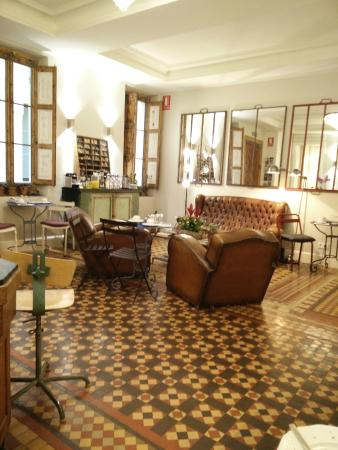 Lounge picture of we boutique hotel barcelona tripadvisor for Best boutique hotels barcelona