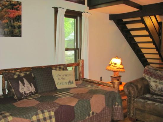 Abe Martin Lodge: Family room Family Cabin