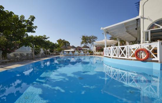 Hermes Hotel: Main Pool
