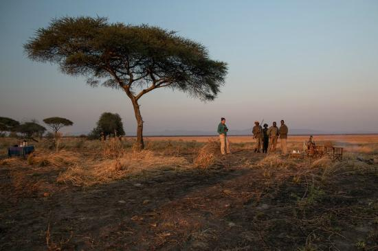 Chada Katavi, Nomad Tanzania