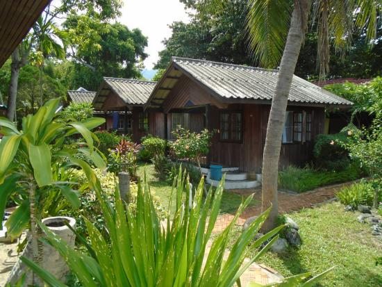 Sunrise Bungalow: Lovely Peaceful bungalows on beach