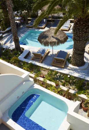 Hermes Hotel: Oasis