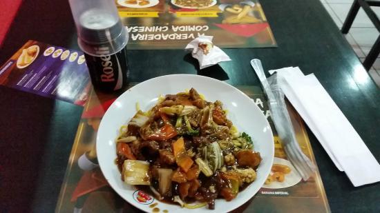 Lig Lig Comida Chinesa