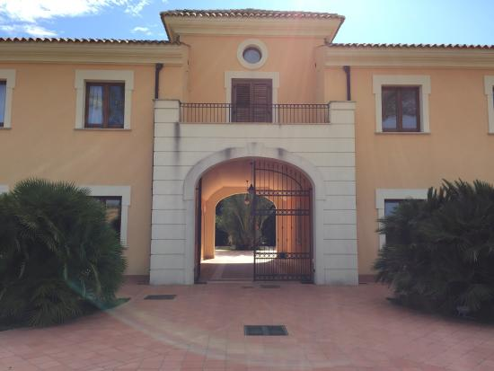 Hotel Baglio Caruana Cantina e Relais