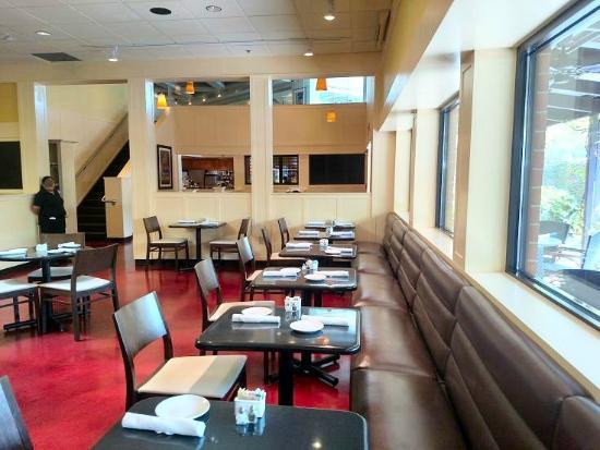 The Weathervane Restaurant Inside
