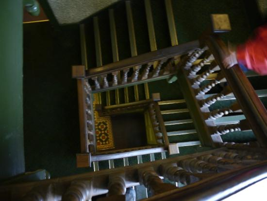 Grosvenor Museum: Period House - staircase