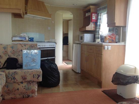 Petham, UK: Kitchen