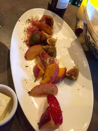 CK's Real Food: Pitted fruit apitizer