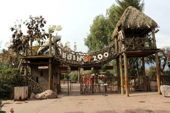 Buin Zoo: Entrada