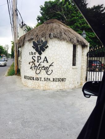 The SPA Retreat Boutique Hotel : The place was ours!