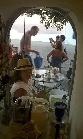 Bilde fra Zorbas Taverna