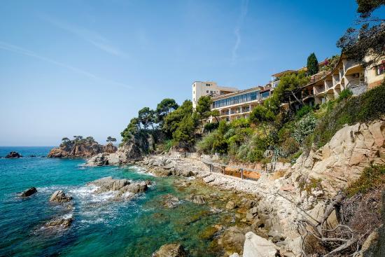 Hotel Cap Roig Platja D Aro Espagne