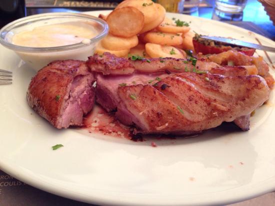 Les Terrasses du Ventoux: Ordered the €22 set meal, quite worth it.