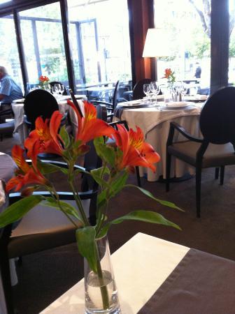 Restaurant Photo De H 244 Tel Du Boeuf Couronn 233 Chartres
