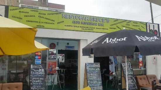 Bruce's Restobar Paracas