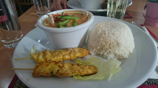 Thai Aroy Dee : Two course lunch