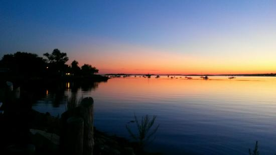 Estes Lobster House: Estes Has An Incredible Sunset Patio!