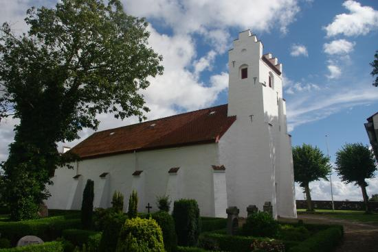 Skanderborg, Danmark: Dover kirke