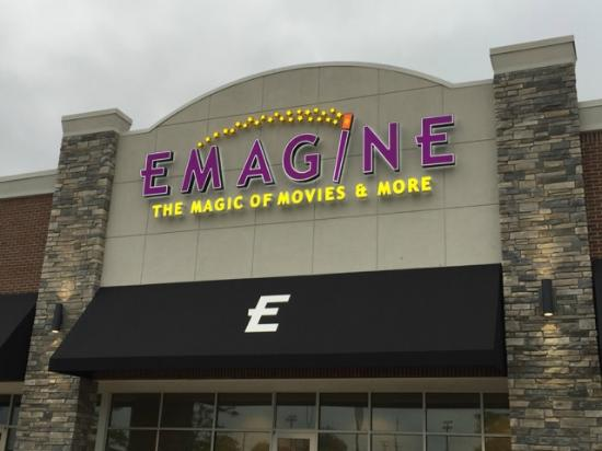 ‪Emagine Theater‬