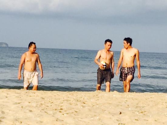 Nghe An Province, เวียดนาม: Quỳnh Nghĩa Beach