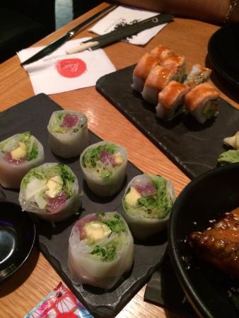 River : Sushi