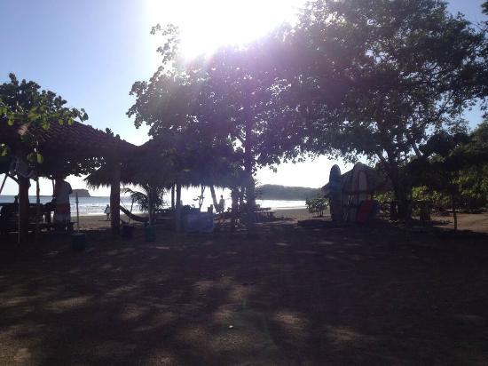 Playa Hermosa Beach Hotel: Las instalaciones...