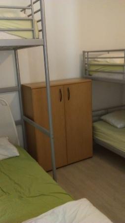 H2ostel: Room - Storage