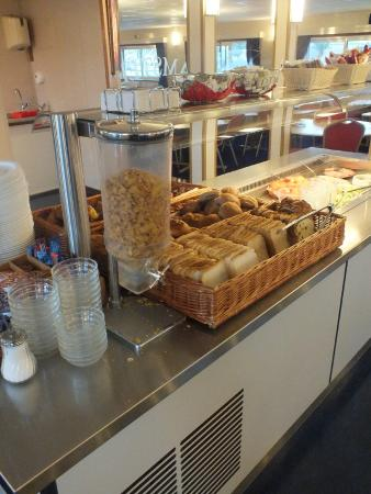Amstel Botel: Breakfast - Buffet