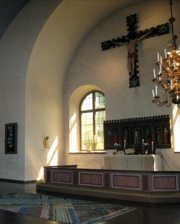 Torsas Church