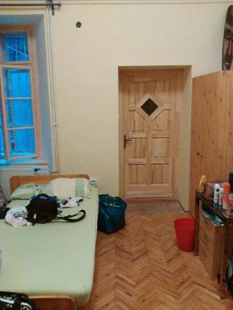 Budapest Centrum Hostel : Room