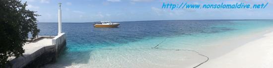 Asdu Island: jetty