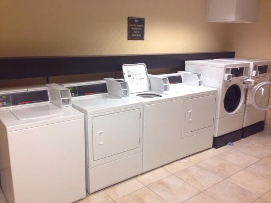 Homewood Suites by Hilton Newtown - Langhorne, PA: Guest Laundry