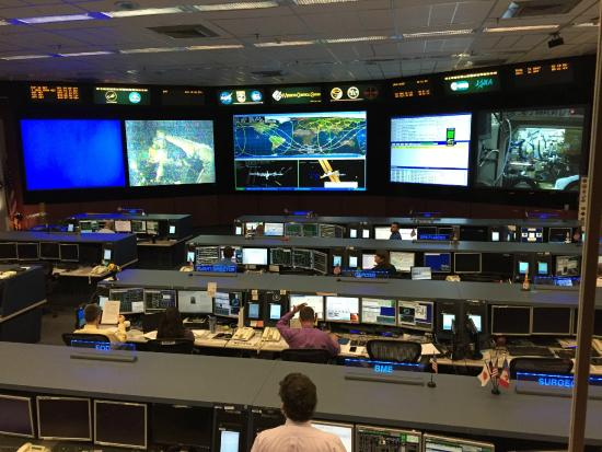 Mission Control for the International Space Station ...