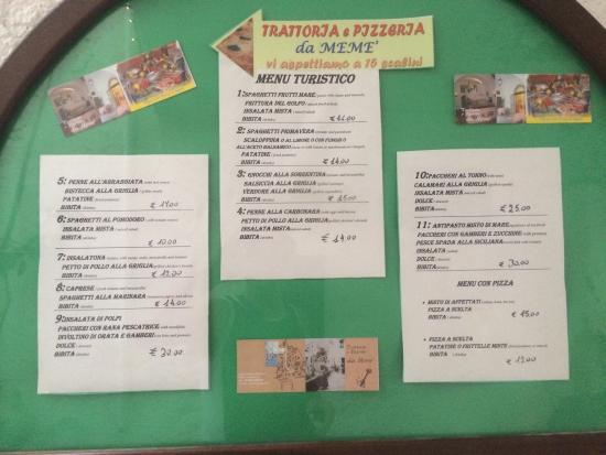 Trattoria e Pizzeria da Meme: photo4.jpg