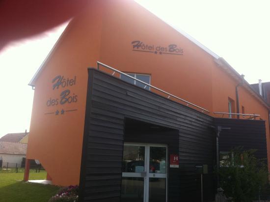 Hotel Des Bois : esterno