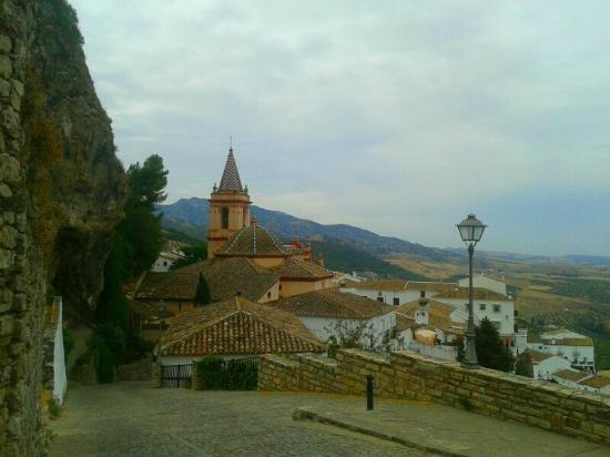 Zahara de la Sierra, สเปน: Vistas