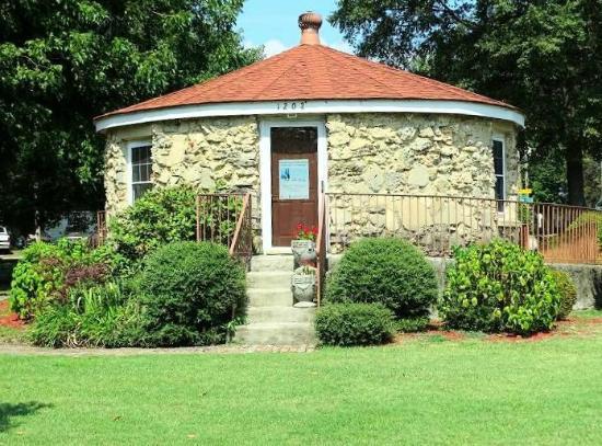 Oliver Nestus Freeman Round House Museum