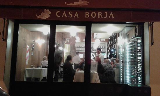 Casa Borja