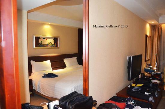 Yuyang Hotel: La camera