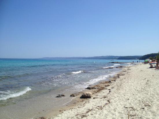 TUI BLUE Lagoon Princess: Beach at Afitos (45 min trip by car)