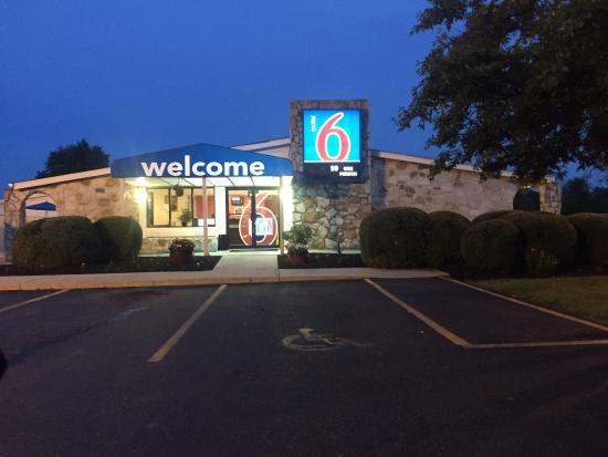 Motel 6 Harrisburg - Carlisle: Hotel