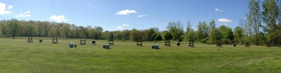 Whitmore Lake, MI: Driving Range