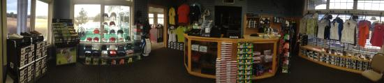 Whitmore Lake, Μίσιγκαν: Golf Shop