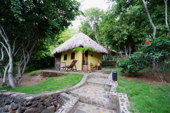 San Simian Eco Lodge: Pina